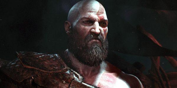 God of War Art Director Tweets Early Renders of a Beardless Kratos