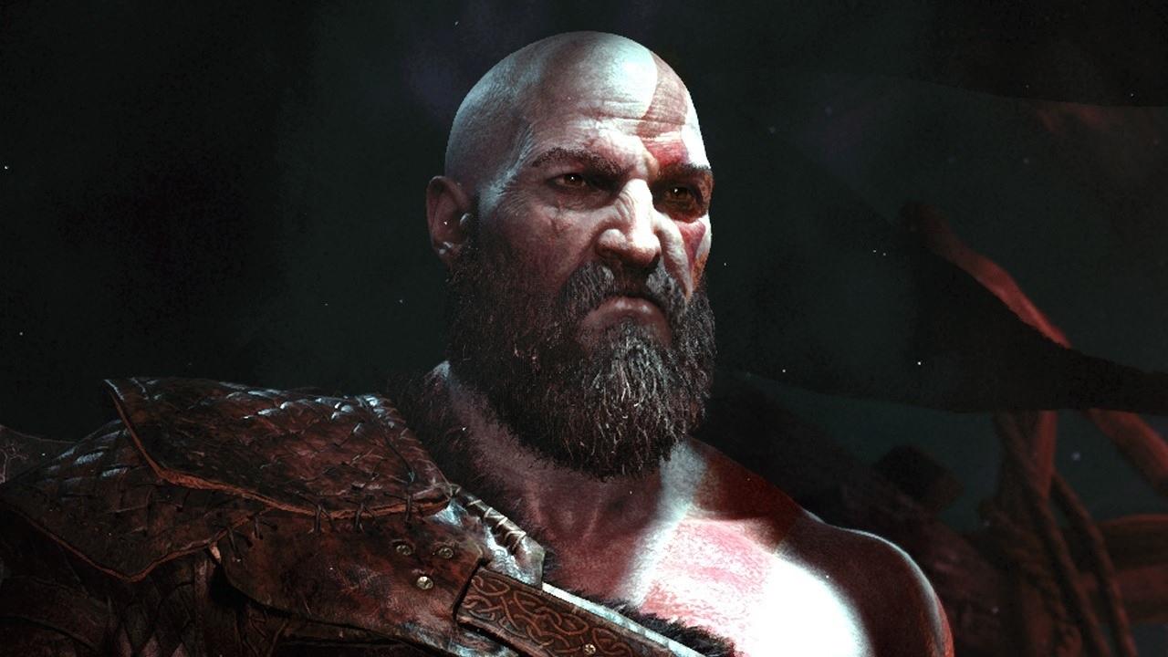 God Of War Art Director Tweets Pictures Of Beardless Kratos