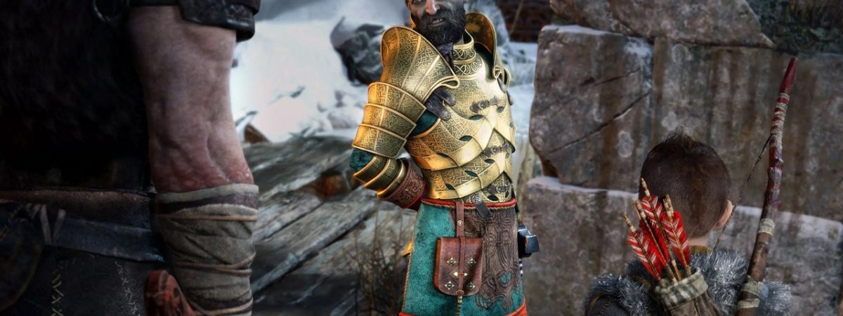 God of War Claims Another Top Spot as Bestselling Game of May