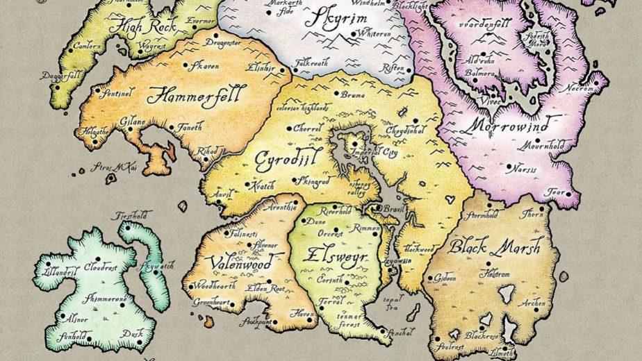 How Will Elder Scrolls VI Address the Aldmeri Dominion