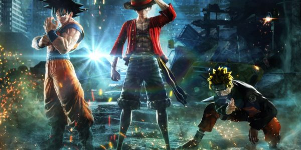 'Jump Force' Brings Anime Icons Together in 2019