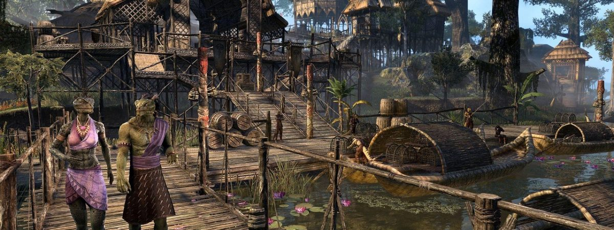 Murkmire Will Allow Players to Explore Black Marsh in Elder Scrolls Online