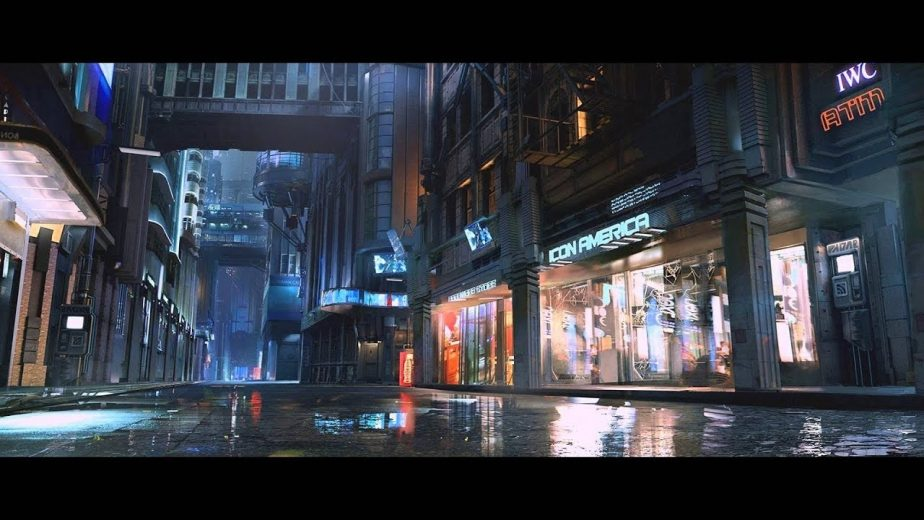 Night City Will be the Setting For Cyberpunk 2077