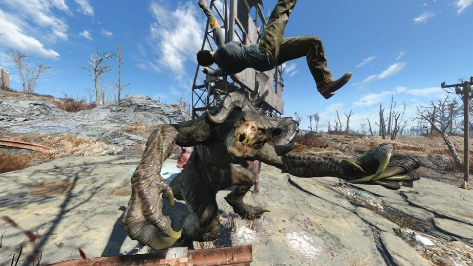Players Can Avoid PvP Just Like They Could Avoid a Deathclaw
