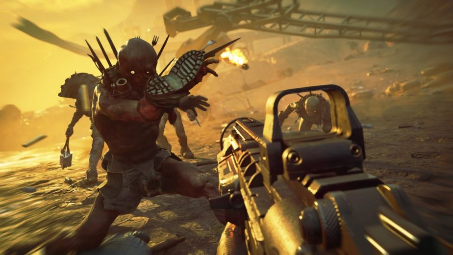 Rage 2 Is Not One of the Two Games Before Elder Scrolls 6