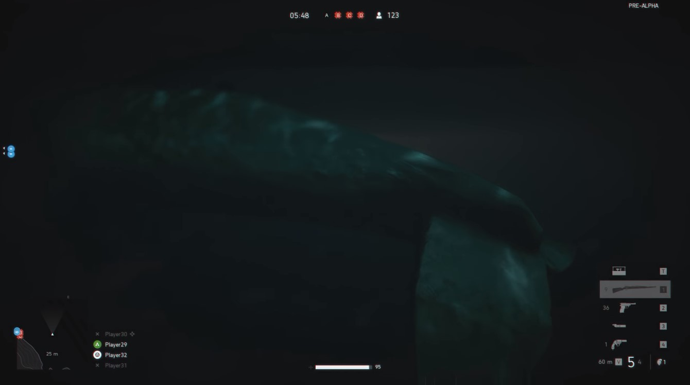 You Can Find A Giant Whale In Battlefield V, Nice Touch To