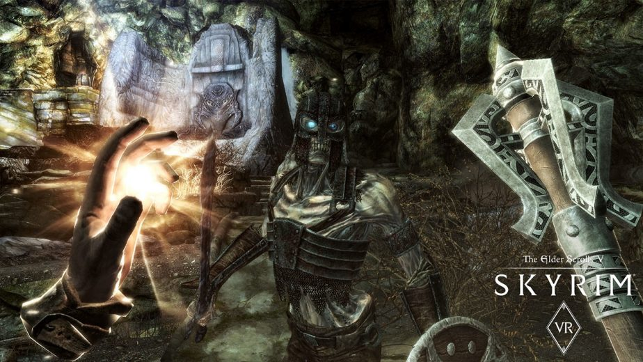 Skyrim VR was Bethesda's First Major VR Project