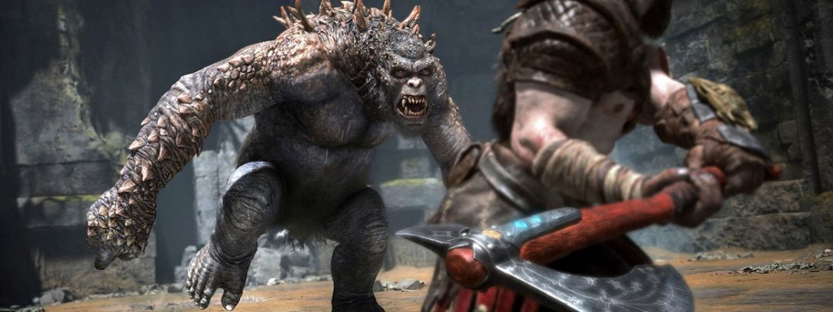 Sony Announces New Game Plus Mode for God of War