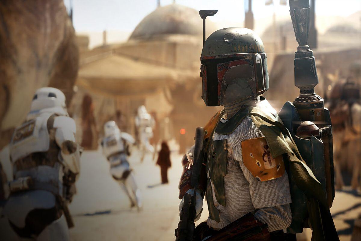 Star Wars Fallen Jedi Order Battlefront 2