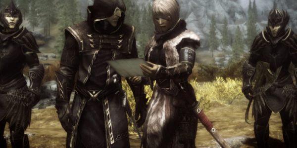 The Aldmeri Dominion Were Portrayed as an Inevitable Threat in Skyrim