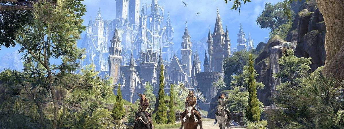 The Summerset DLC for The Elder Scrolls Online Releases for Consoles