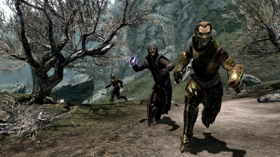 The Thalmor Only Briefly Appeared During Skyrim