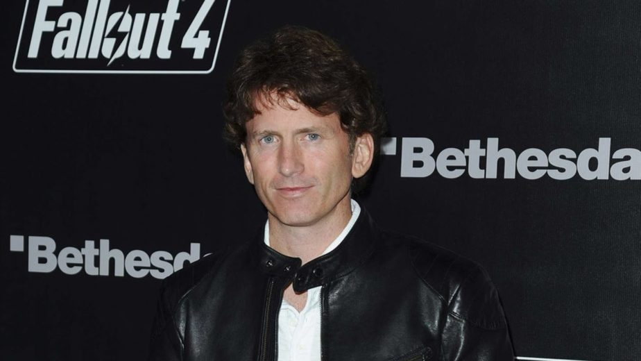 Todd Howard Will Receive the Award at the Gamelab Conference in Barcelona