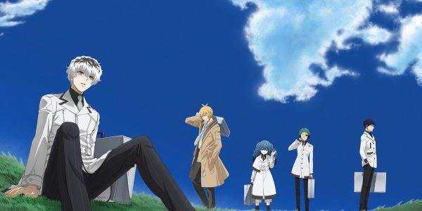 Bandai Namco Announces Online Anime Game Tokyo Ghoul:re Call