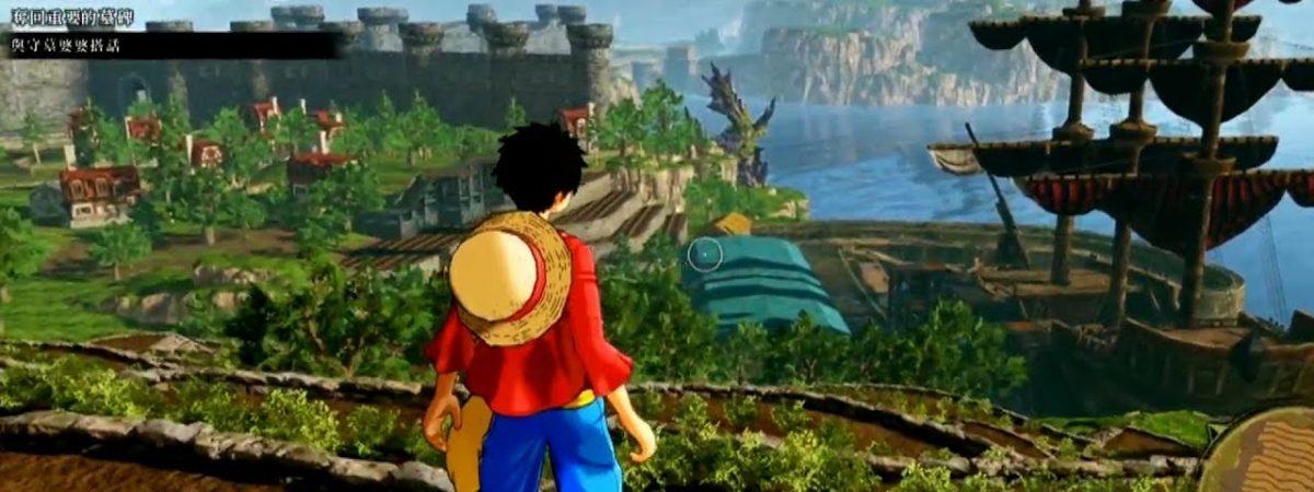 One Piece World Seeker Delayed
