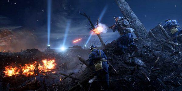 Battlefield V Night