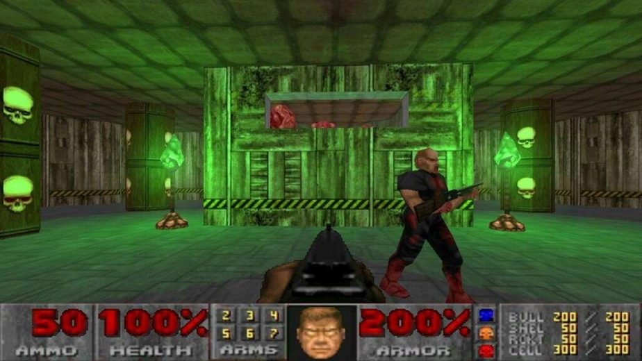 Doom Available In VR On Smartphones
