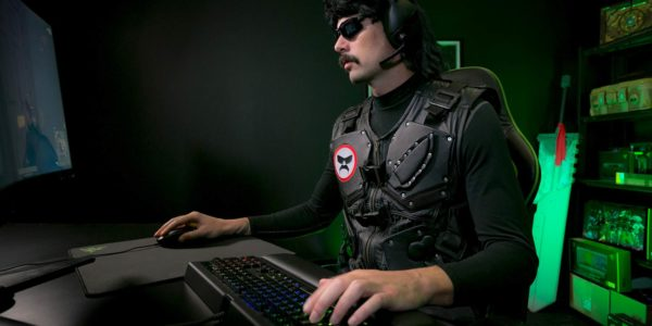 Streamers Dr DisRespect and Stroud Get Custom PUBG Skins