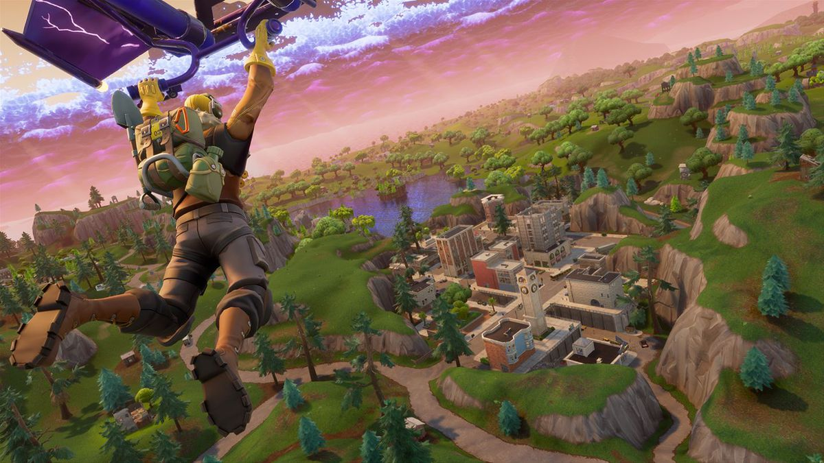 FaZe Clan's Tfue and Cloak Win July 6 Friday Fortnite Tournament