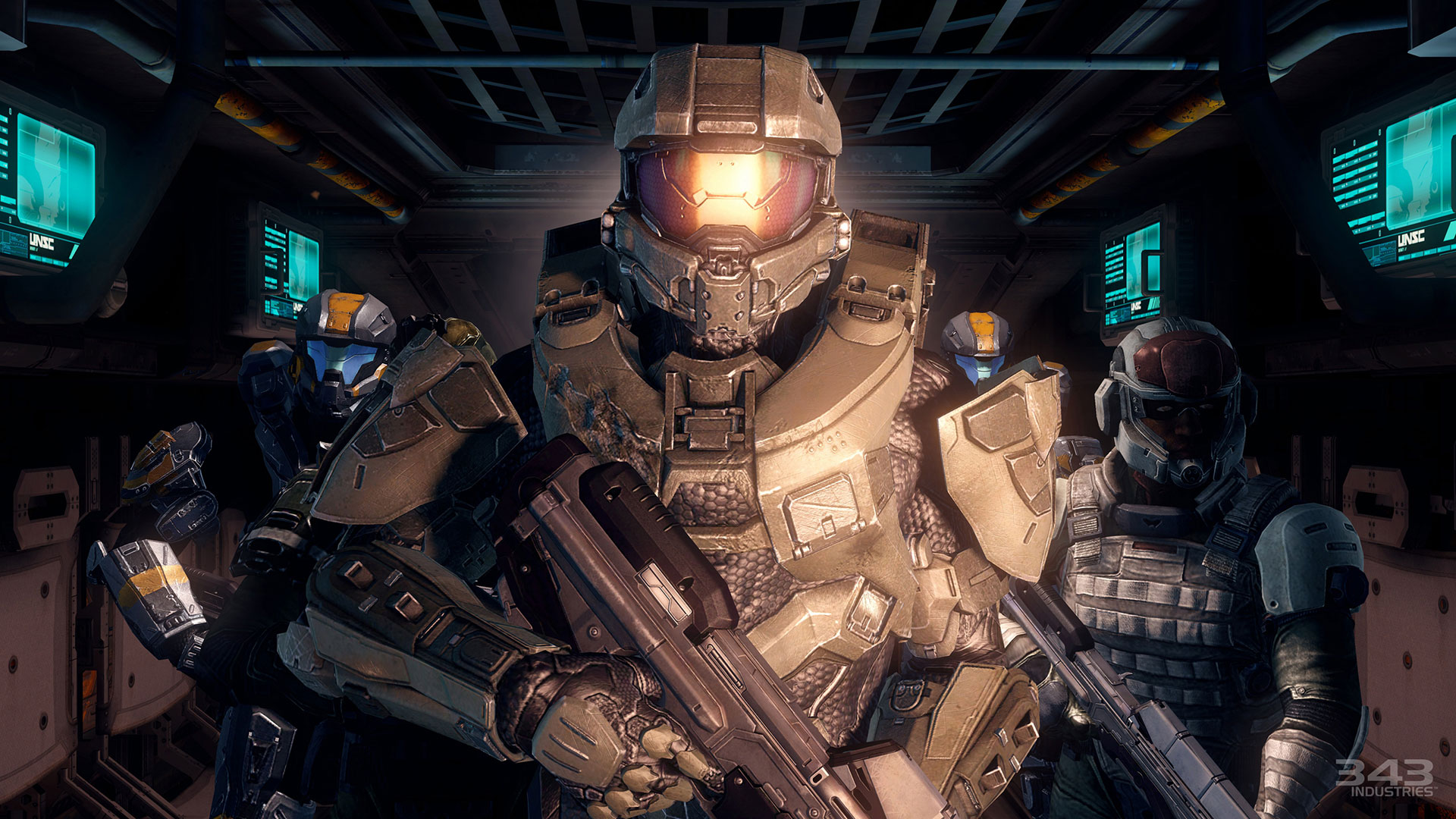 Master Chief Voice Actor Might Be Back For Halo Infinite