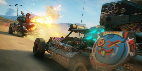 Rage 2 Gets E3 2018 Footage And Collector's Edition Information