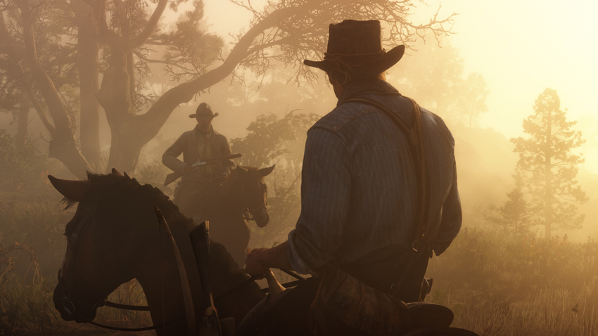 red dead redemption 2 e3 preview gameplay trailer coming soon