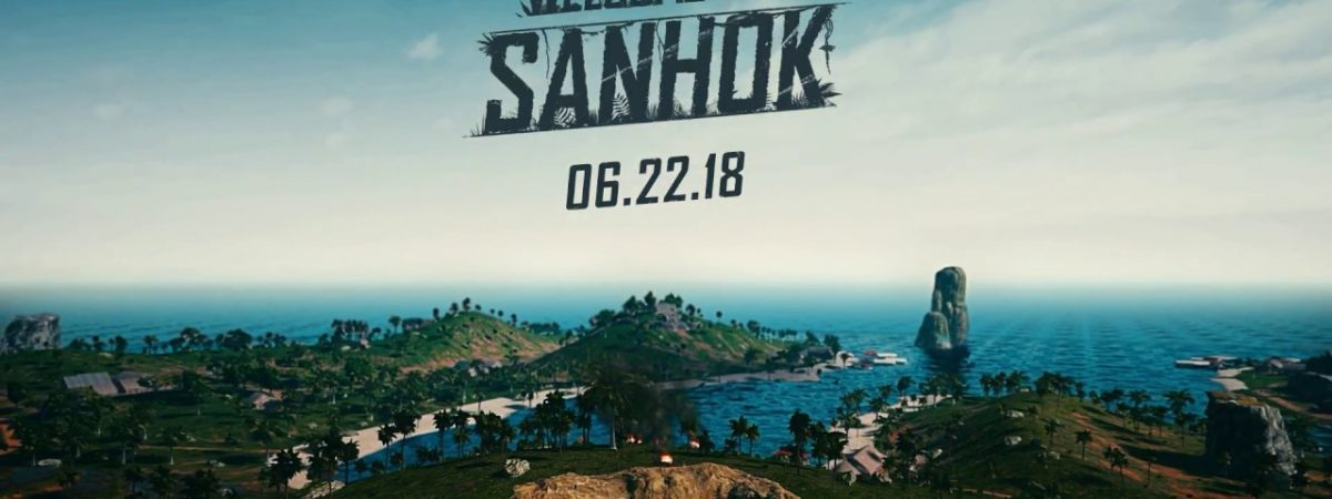 """New PUBG """"Welcome To Sanhok"""" Video Posted In Celebration"""