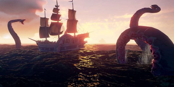 Sea of Thieves' Forsaken Shores Expansion Will Introduce a ...