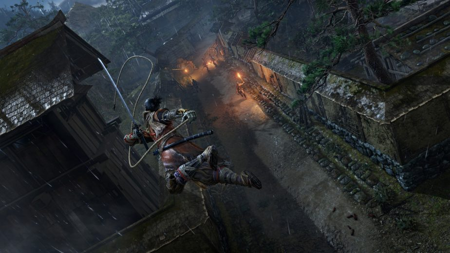 Sekiro won't have any sort of multiplayer mode.