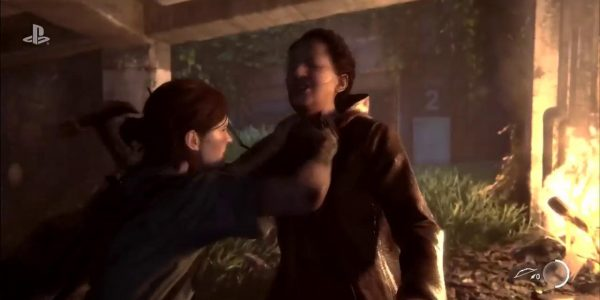 The Last of Us Part II trailer