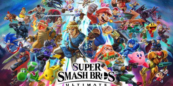 Super Smash Bros  Ultimate File Size Revealed