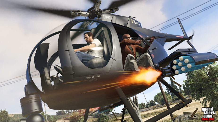 grand theft auto 5 v 6 online sales playstation charts profit