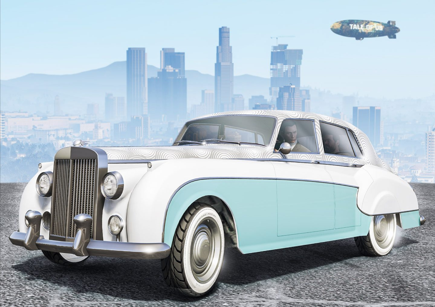 Fly A Blimp Today With All-New Vehicles For Grand Theft Auto