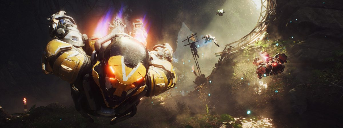 Anthem Gameplay and Immersive Worlds
