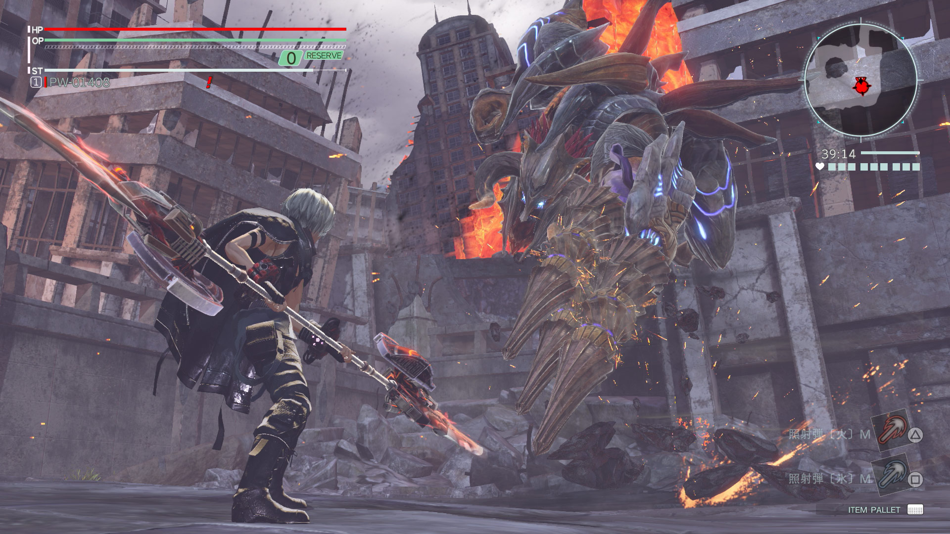 New God Eater 3 Screenshots Shows the Game in a New Light