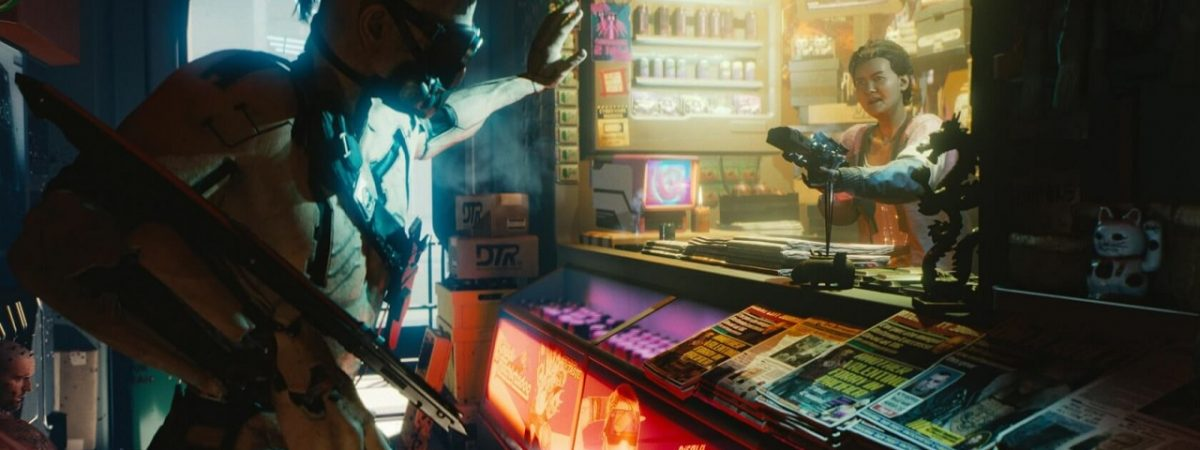 Cyberpunk 2020 Creator Supports the Cyberpunk 2077 First-Person Perspective
