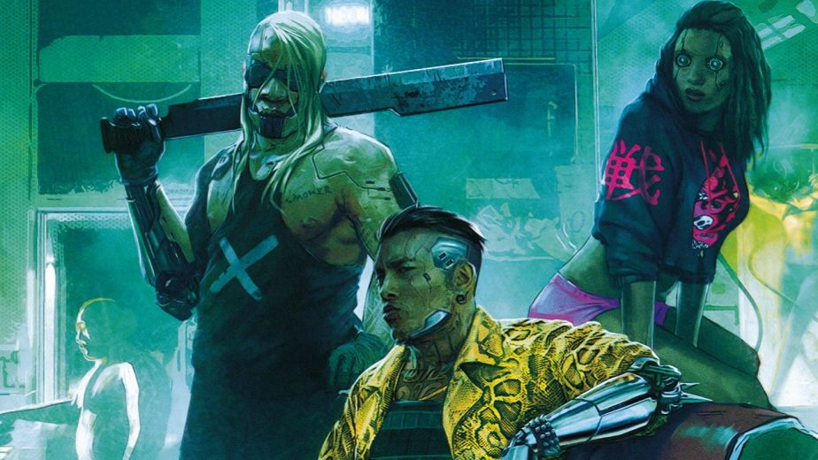 Cyberpunk 2077 Will Feature Customizable Protagonists Rather Than a Predefined One