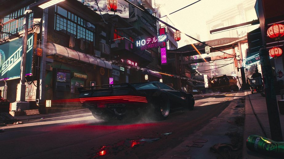 Cyberpunk 2077's Setting is Rife With Social Commentary