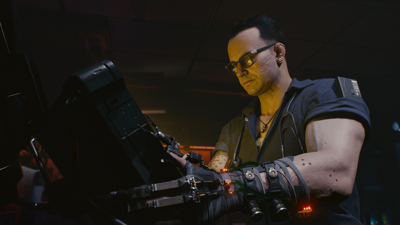 Game Cyberpunk 2077 2019 67