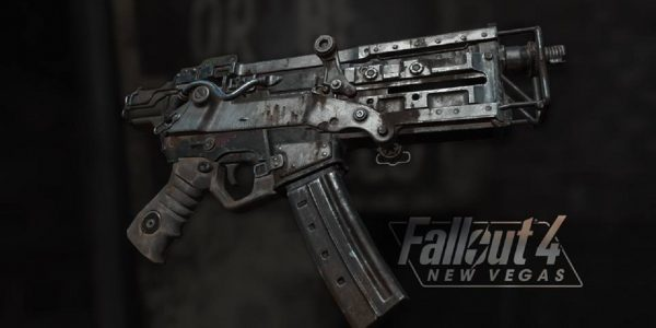 Fallout 4 New Vegas Mod Team Reveal New Weapon Redesigns