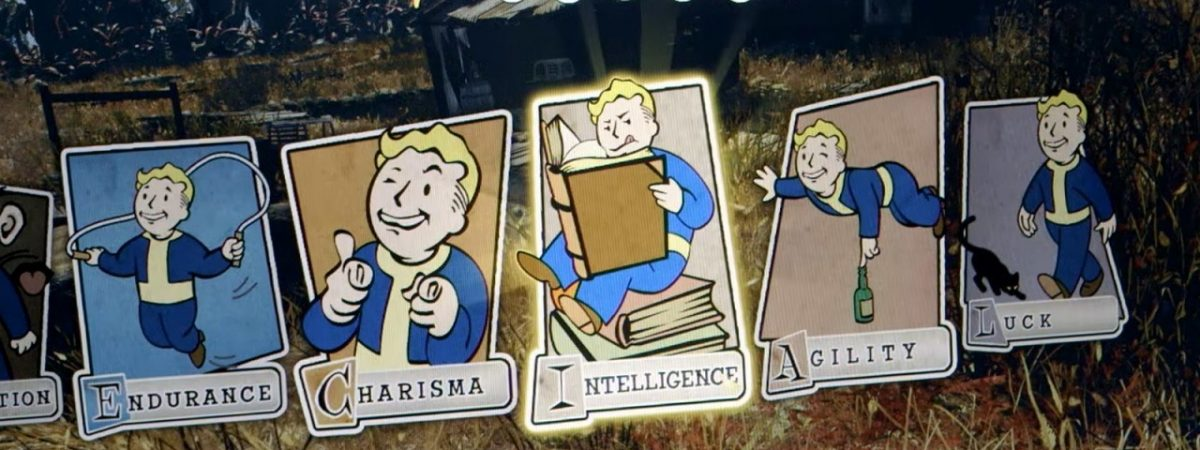 Fallout 76 Introduces New Perk Cards to the SPECIAL System