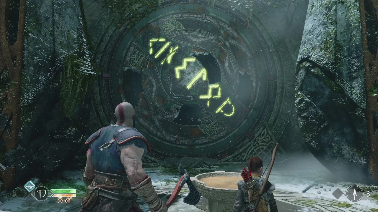 Fans Have Been Working To Translate Runes In God Of War