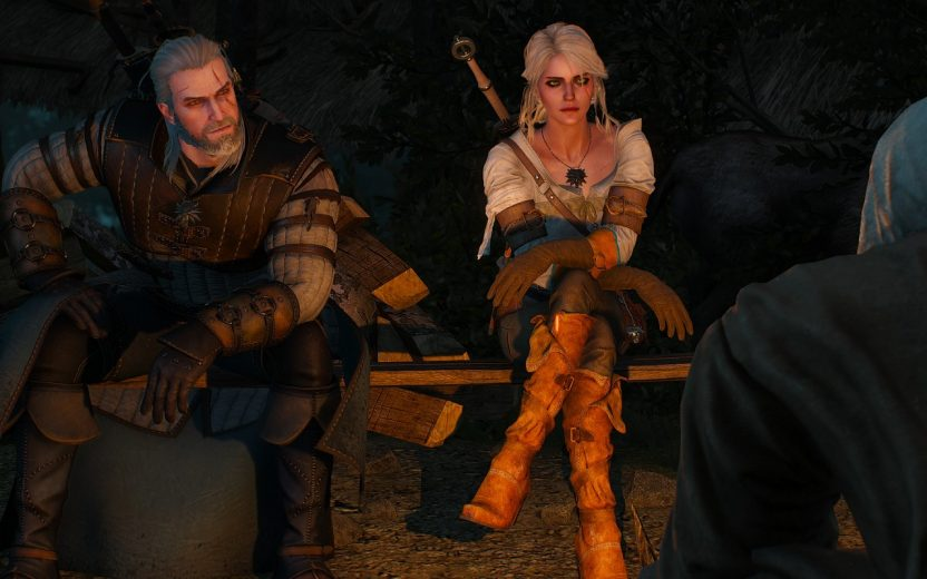 Geralt Mentioned Visiting Other Worlds Near the End of The Witcher 3