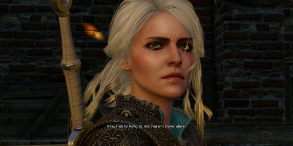 Geralt's Voice Actor Thinks The Witcher 4 Should Focus on Ciri
