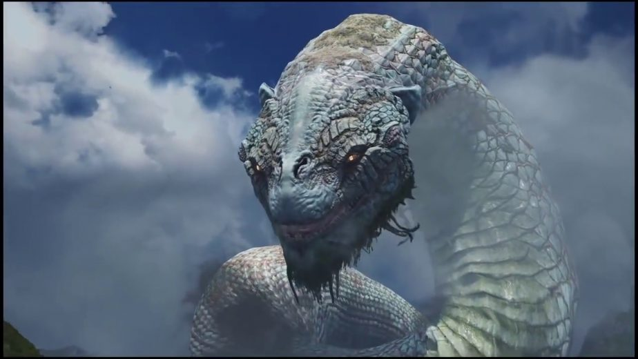 Five new norse monsters we 39 d like to see in god of war 5 - God of war jormungandr ...
