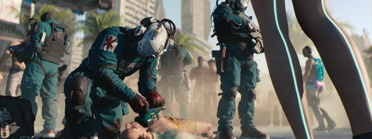 Latest Update Details Trauma Team and the Cyberpunk 2077 Biochips
