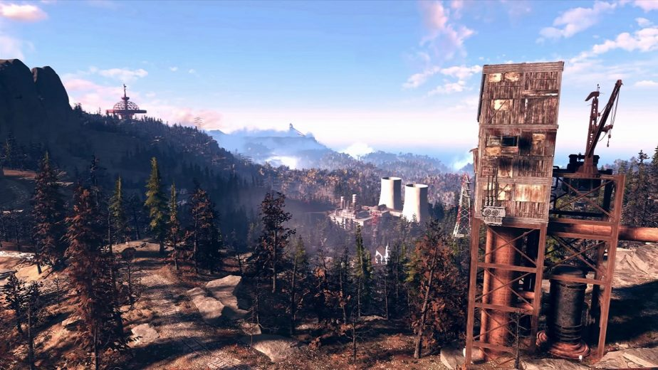 Little is Known About Several of Fallout 76's Six Regions