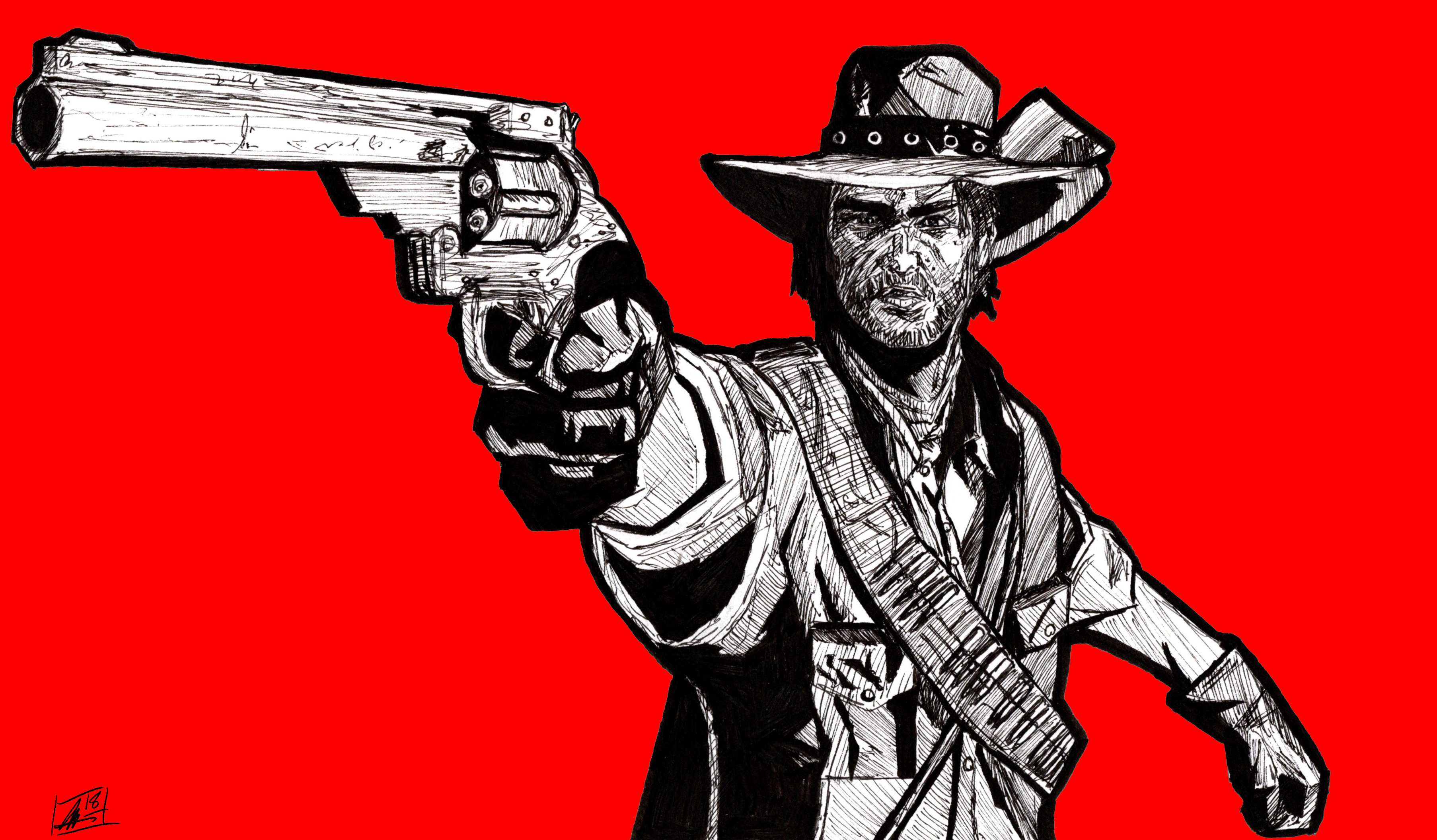 You Have To Check Out These Fan Made Red Dead Redemption