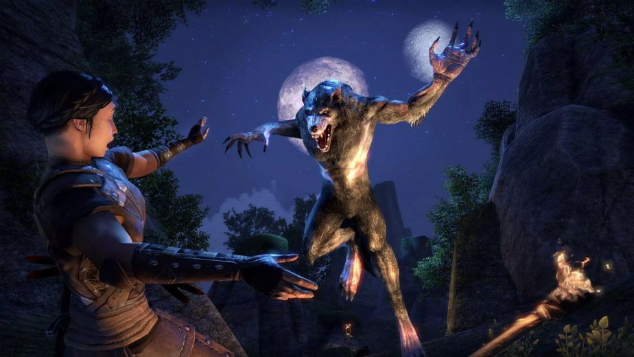 Moon Hunter Keep is One of the New Dungeons in the Wolfhunter DLC