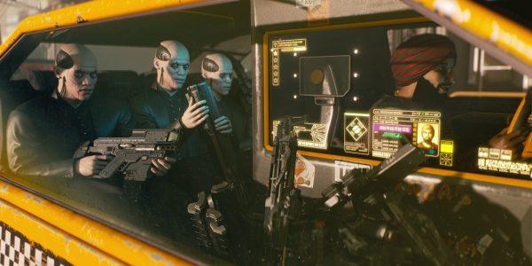 New Blog Examines the Cyberpunk 2077 Gun Laws